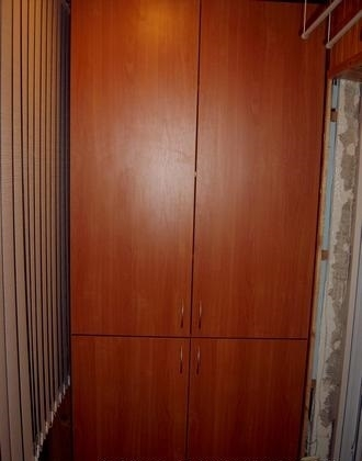"Шкафы ны балкон мебельная фабрика ""тепло холод""."