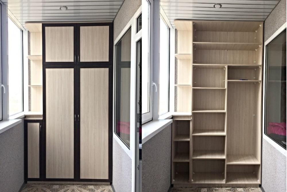 киржач один балконы дизайн фото встроенные шкафы адринетт аля